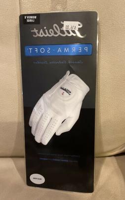 1 Titleist Perma-Soft Left-Hand Women's Large Golf Glove S