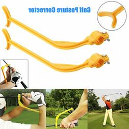 Men Women Golf Swing Swinging Alignment Training Aid Tool Tr