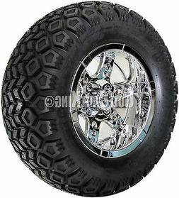 """12"""" RHOX RX254 Wheel with Tire Combo and Yamaha Golf Cart Li"""