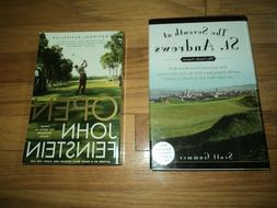 2 Golf Biographies St. Andrews Hole By Hole Commentary & US