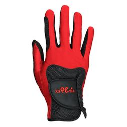 2 Pack Fit39 Golf Glove Washable Left Hand Relax Grip Gloves