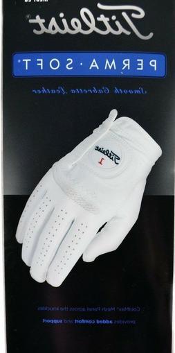 2019 Titleist Perma-Soft Golf Gloves Men & Women - Choose a