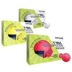 2020 TaylorMade Soft Response Golf Balls NEW