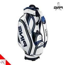"""Ping 2020 Sporty GE Men Sports Golf Cart Caddie Bag-9"""" 5way"""