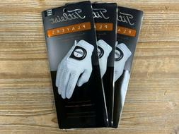 """3 PACK Titleist """"Closeout"""" Players Golf Gloves -CHOOSE YOUR"""