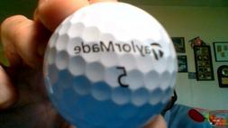 30 TAYLORMADE  TP5x  golf balls   AAAA-AAAAA Color: White