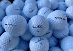 4 Dozen  NEW Titleist Pro-V1 Practice White Range Golf Balls