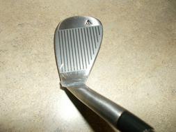 DUNLOP 56 SAND Wedge STEEL Shaft KNIFE Golf NEW! Left-Handed