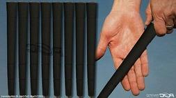 8 NEW ARTHRITIC FULL SET BLACK ARTHRITIS GOLF CLUBS GRIP DRI