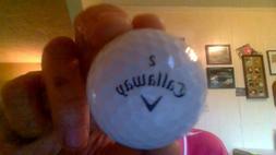 40 CALLAWAY golf balls mix mostly AAAA-AAAAA Color: White