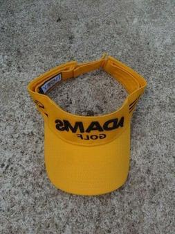 "Adams Golf Visor Speedline 9088 Hat Cap by ""New Era"" Bright"