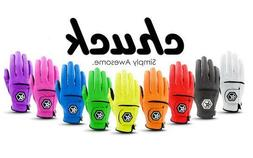 Asher New 2.0 Chuck Golf Synthetic Leather Gloves Mens Ladie