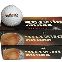 Caddy Shack Monogramed DUNLOP DDH110 Golfballs Explosive Dis