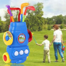 Kids Golf Clubs Toddler Golf Set Sports Toys Toddlers for Ch