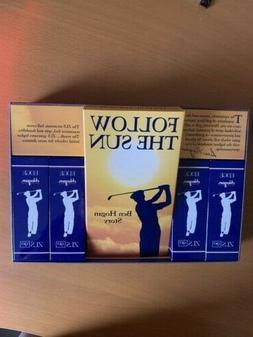 Ben Hogan Collectors Box Set Movie & 12 Golf Balls Edge ZLS