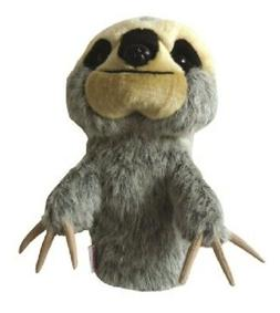 Daphne's Sloth Headcover Driver Golf Head Cover