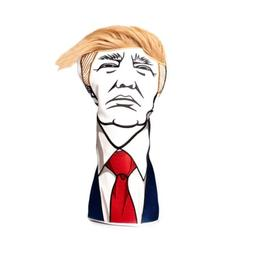 Donald Trump Driver Golf Headcover - For Titleist, Ping, Tay