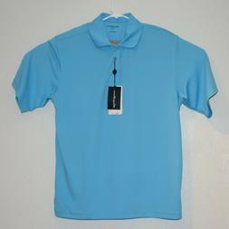 Tommy Armour Dri-Logic Men's Golf Polo Shirt L Blue Casual D
