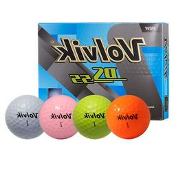 Volvik DS 55  Golf Balls , New