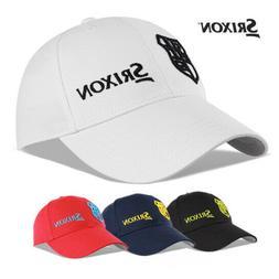 DUNLOP SRIXON Emblem Cap Golf Hat SMH-6505 Sports Outdoor Ad