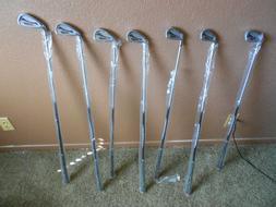 Dunlop Rebel Left Handed Golf Clubs. Graphite FGMF-05 shaft