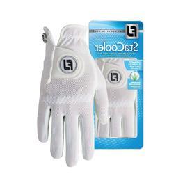Footjoy FJ Stacooler Women's Golf Glove NEW LEFT HAND WHITE