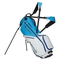 TaylorMade FlexTech Yarn Dye Stand Golf Bag 2020 Blue