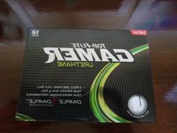 Top Flite Gamer Urethane Golf Balls - 12 pack - White