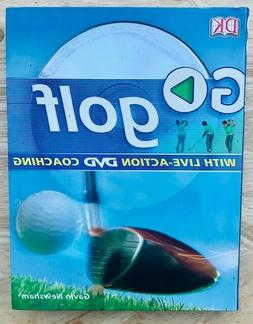 Go Golf with Live-Action DVD Coaching