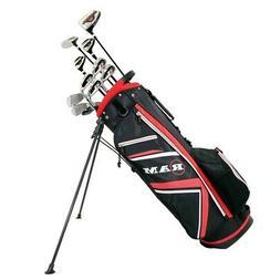 golf accubar 16pc mens right hand graphite