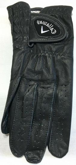 Callaway Golf Glove Men's Left Hand Leather OptiColor Glove
