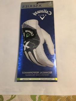 Callaway Golf Glove X Series Large Left Hand New Men's