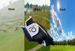 Golf Gloves Large Men Left Hand Right Handed Medium Rain Gri