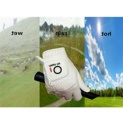 Golf Gloves Mens Microfiber Soft Worn On Left Hand Pick Size
