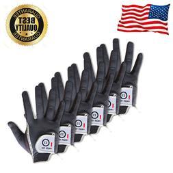 Golf Gloves RelaxGrip Men's Value 6 Pack For Left Hand Right