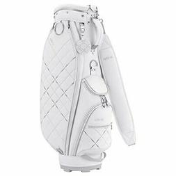 DUNLOP Golf Ladies Cart Caddy Bag XXIO 8.5 x 46 inch 3kg Whi