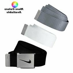 Nike Golf Men's 3 in 1 Web Pack Belts, One Size Fits Most -
