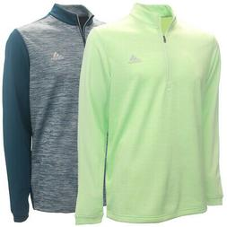 Adidas Golf Men's Adi Core 1/4-Zip Lightweight Pullover,  Br