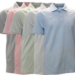 PUMA Golf Men's Verticals Polo Golf Shirt,  Brand New
