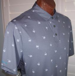 Ben Hogan Golf moisture wicking s/s polo shirt SZ 3XL Peacoa