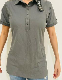 Ogio Golf Polo Women's Short Sleeve Athletic Casual Shirt