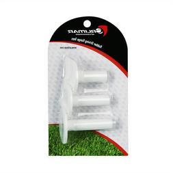 "Orlimar Golf Rubber Driving Range Mat Tees Training 2"" 2.5"""