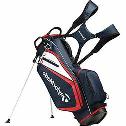 TaylorMade Golf Select Stand Bag  2019 Free Shipping Five Lb