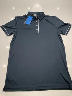 PING Golf Sensor Cool Jasper polo shirt - Men's small | Navy
