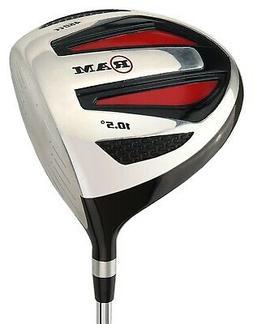 "Ram Golf SGS 460cc -1"" Driver - Mens Right Hand -Headcover I"