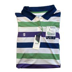 Izod Golf Swingflex Stretch Mens Polo Size Medium $60 NWT