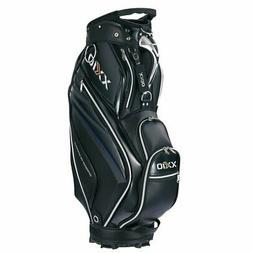 DUNLOP Golf XXIO Men's Cart Caddy Bag 9.5 x 47 inch 3.8kg Bl