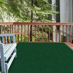 Indoor Outdoor Patio RV Area Carpet Floor Rug Mat Modern Con
