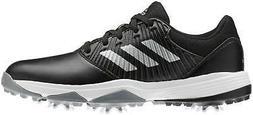 Adidas Junior CP Traxion Kids Golf Shoes BB8033 Black/White