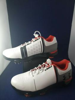 Under Armour Junior Spieth One Golf Shoes Kids 5.5Y  1301154